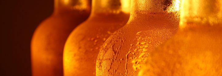 Geschenkidee: Bierflaschenhalter für den Garten
